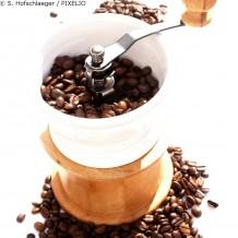 Den richtigen Kaffee Mahlgrad finden