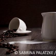 Herstellung von Kaffeesahne